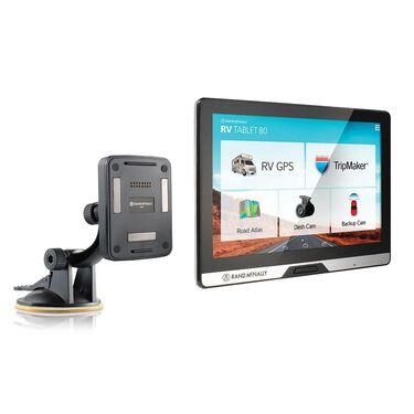 "Rand McNally RVND 8"" Tablet GPS"