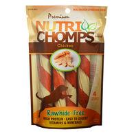 Nutri Chomps Chicken Twists, 4 ct