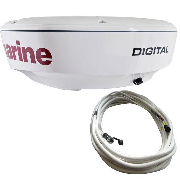 Raymarine RD418D 4kW Digital Radome
