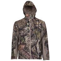 Guide Series Men's Camo Rain Jacket, Mossy Oak Break-Up Country