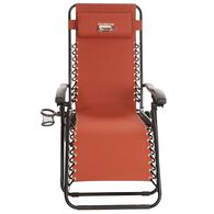 Keep Calm and Camp Terracotta Recliner