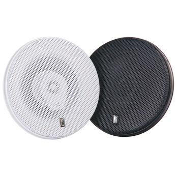 "Poly-Planar MA-8505 5"" 3-Way Titanium Series Marine Speakers, Pair"