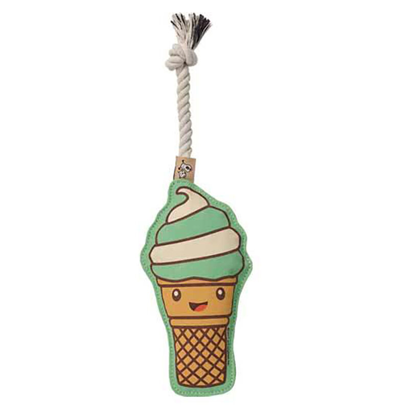 Ice Cream Rope Pet Toy image number 1