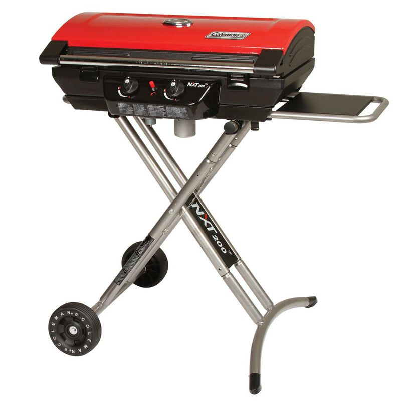 Coleman NXT 200 Portable Grill image number 3