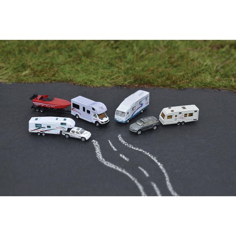 Miniature Pickup and 5th Wheel image number 3