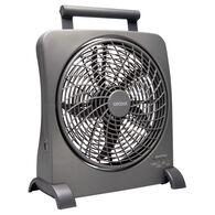 """O2 Cool 10"""" Rechargeable Fan"""
