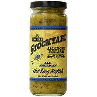 American Stockyard All American Hot Dog Relish