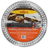 Mr. BBQ Stainless Steel Grilling Skillet