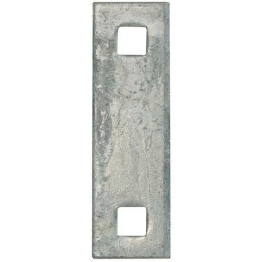 "Commercial-Grade 1/4"" Floating Dock Hardware - Washer Plate"