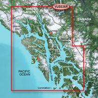 Garmin BlueChart g2 Vision - Wrangell/Juneau/Sitka