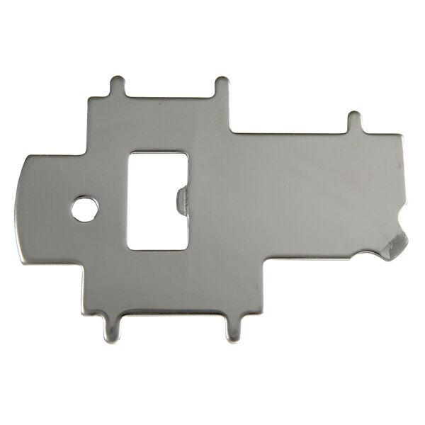 Whitecap Stainless Steel Universal Deck Plate Key
