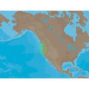 C-MAP NT+ NA-C047, Coos Bay To Cape Flattery: Bathymetric