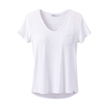 PrAna Women's Foundation Short-Sleeve Top