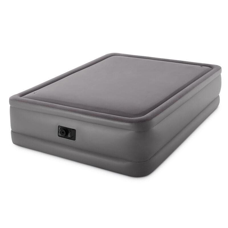 Intex Dura-Beam Foam-Top Airbed with Fiber-Tech, Built-In Pump, Queen image number 3