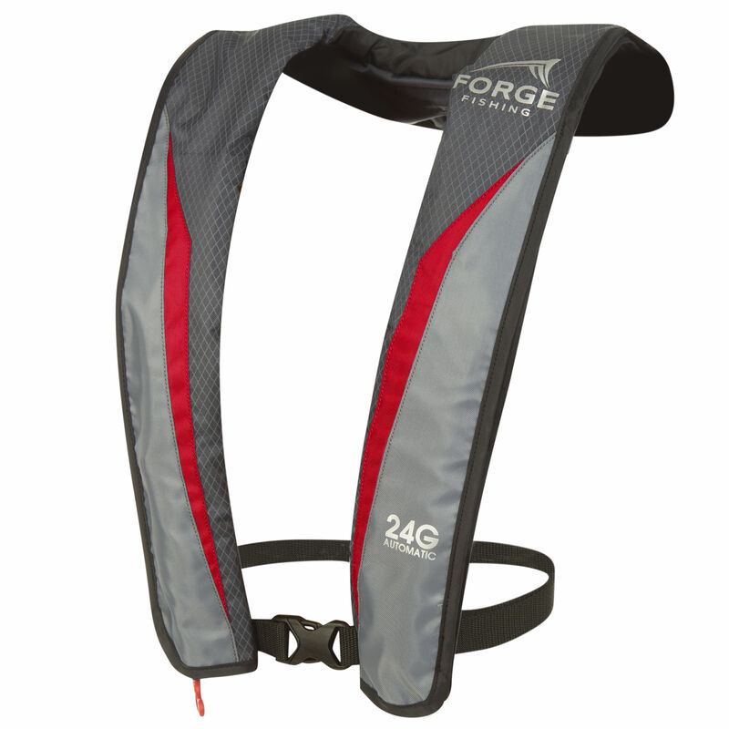 Forge Fishing 6F Automatic Inflatable PFD image number 6