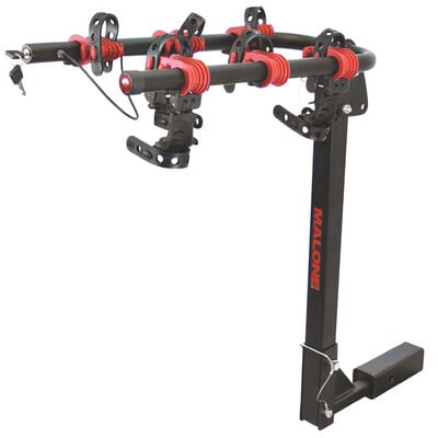 Malone Runway HM3 OS Hitch-Mount 3-Bike Carrier