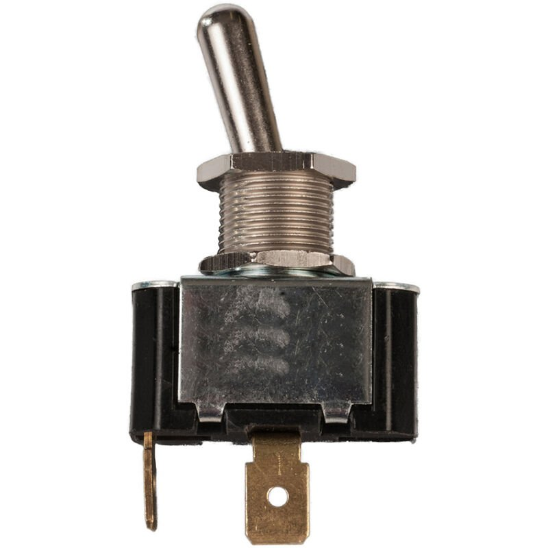 Sierra SPST Toggle Switch, Sierra Part #TG22030 image number 1