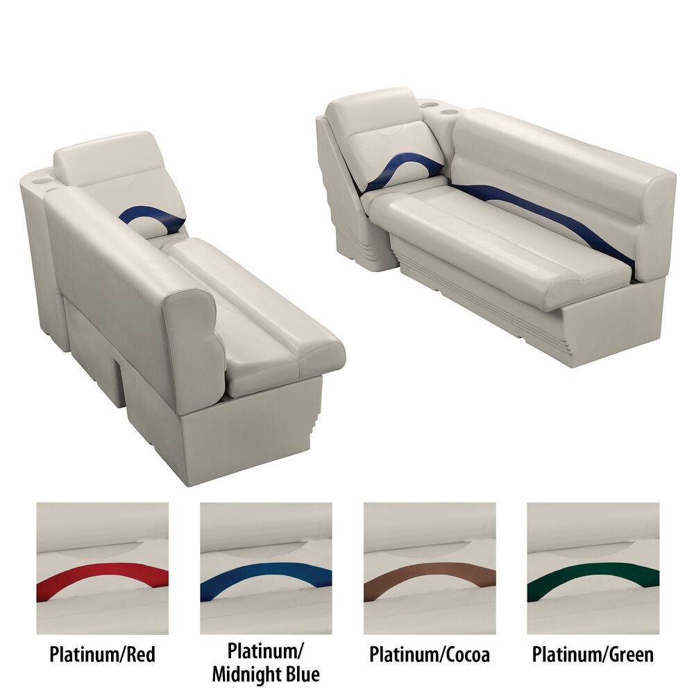 Toonmate Premium Pontoon Furniture Lounge And Lean Back Package