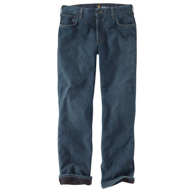 Carhartt Men's Relaxed-Fit Holter Fleece-Lined Jean