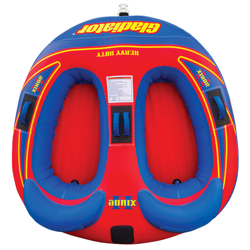 Gladiator Sonix 2-Person Towable Tube image number 1