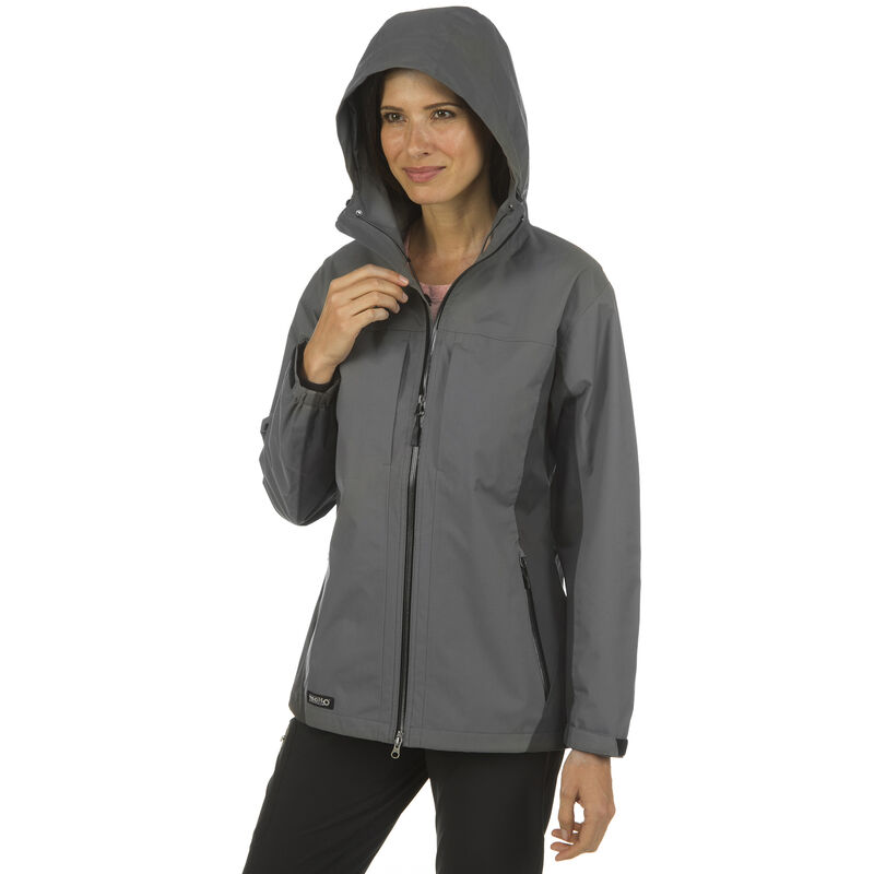 Ultimate Terrain Women's TecH2O Sheltered II Rain Jacket image number 9
