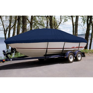 Exact Fit Ultima Solution Dyed Polyester Boat Cover For SEA RAY 210 BOWRIDER