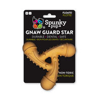 Spunky Pup Gnaw Guard Star Dog Toy