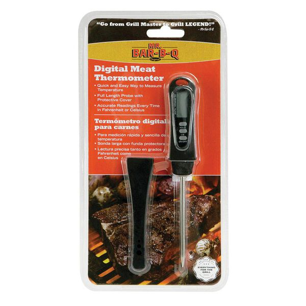 Mr. Bar-B-Q Digital Meat Thermometer