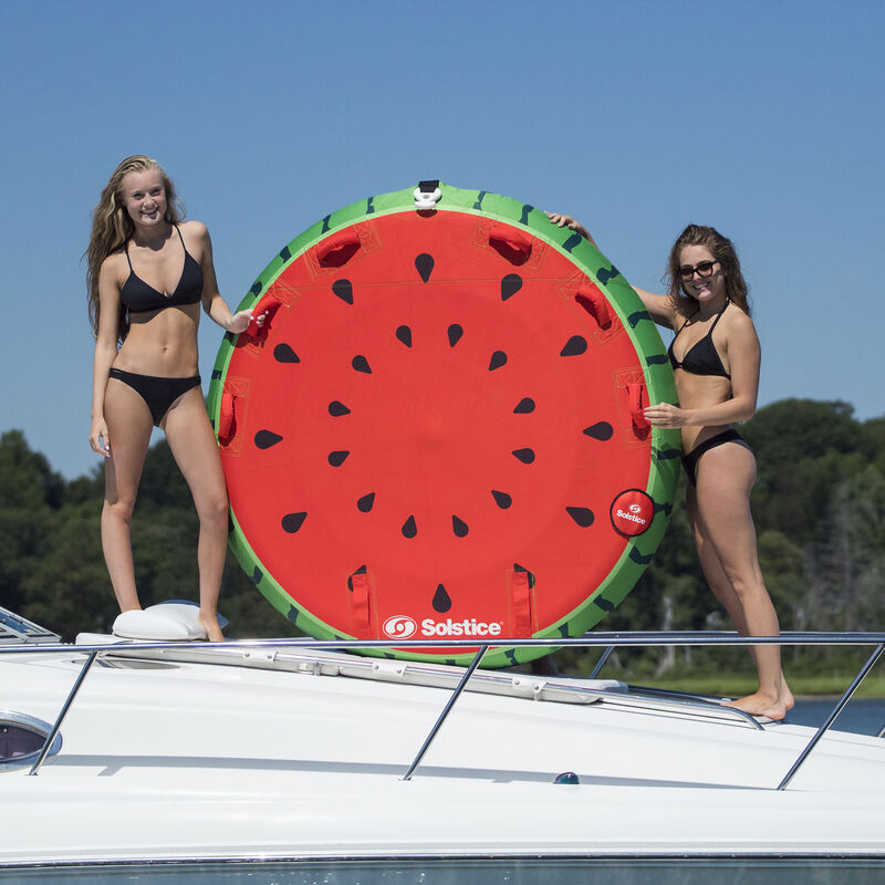 Solstice Watermelon Towable, 2-Person image number 4