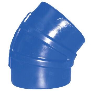 "Shields 6"" Silicone Elbow"