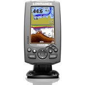 Lowrance HOOK-4 CHIRP DSI Fishfinder Chartplotter With Lake Insight Cartography