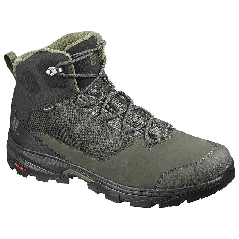 Salomon Men's Outward GTX Mid Hiking Boot image number 1
