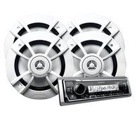 Kenwood KMR-M325BT Bluetooth Media Receiver Package