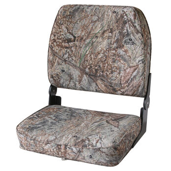Wise Big Man Camo Boat Seat