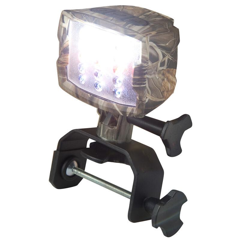Attwood Multi-Purpose Portable LED Sport Light, Realtree Max-4 Camo image number 4