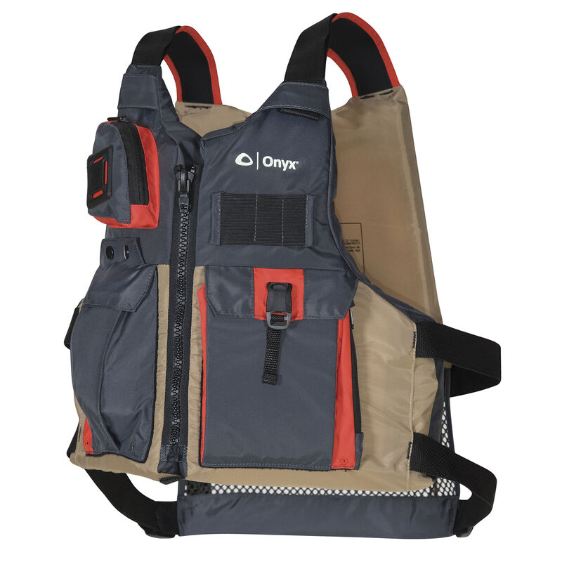 Onyx Kayak Fishing Vest image number 1