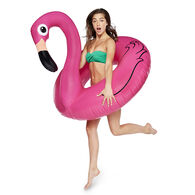 Big Mouth Giant Pink Flamingo Pool Float