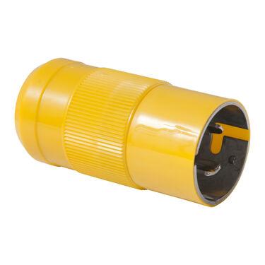 Marinco Nylon 50-Amp/125V Male Plug