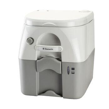 Dometic Portable RV/Marine Toilet, 5-Gallon, White