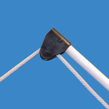 Standard Mooring Whip, Up to 20'