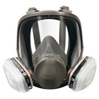 3M Full Face Paint Project Respirator