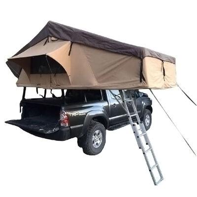 Trustmade Wanderer Plus Softshell Rooftop Tent