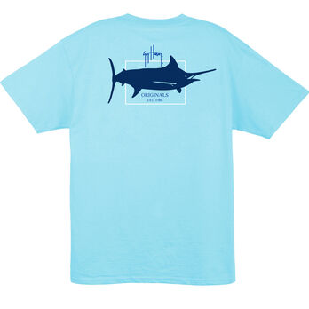 Guy Harvey Men's Logo Short-Sleeve Tee