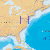 Navionics Platinum+ Map Chesapeake Bay - CF Cartridge<br />