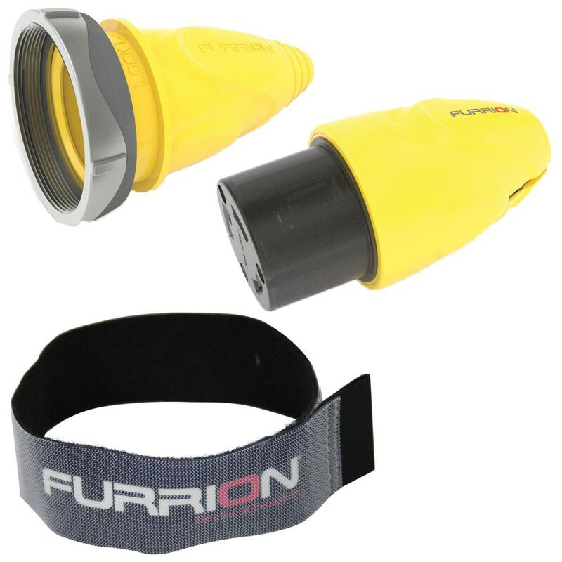 Furrion 30 Amp Connector Retro Fit Kit image number 1