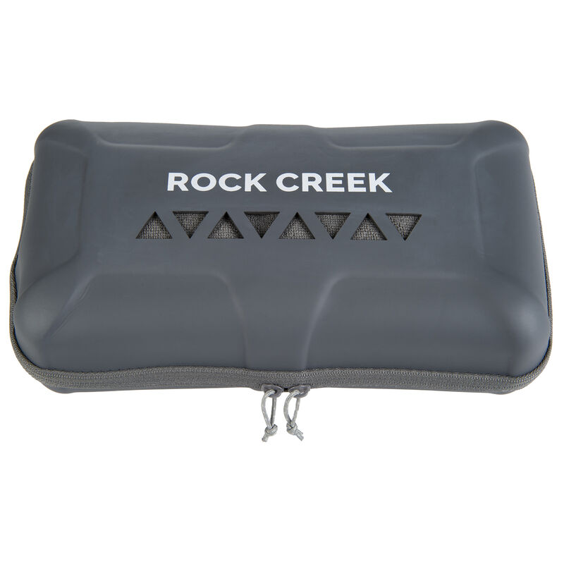 Rock Creek Gray Microfiber Pro Camp Towel, Extra Large image number 4
