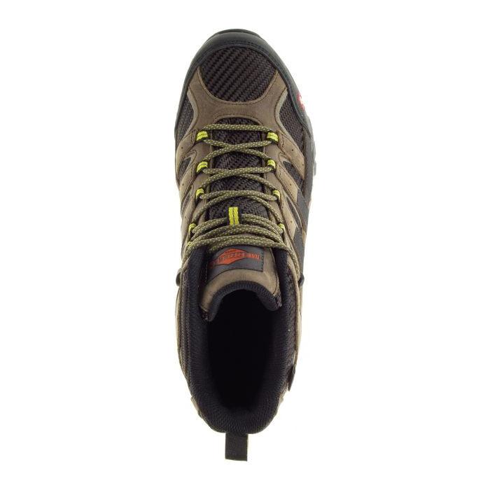 merrell men's moab 2 vent waterproof composite toe work shoes