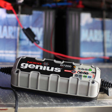 NOCO G7200 UltraSafe Smart Battery Charger
