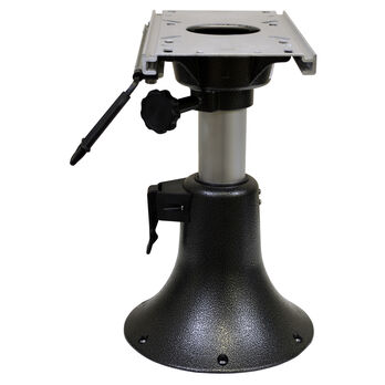 Wise Adjustable Aluminum Bell-Style Pedestal