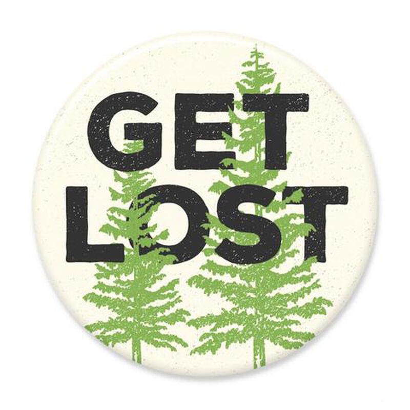 Get Lost Big Magnet image number 1